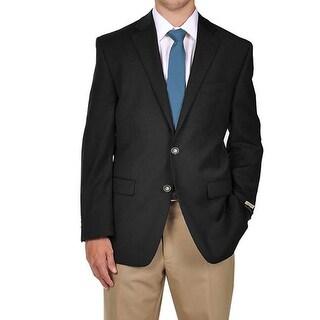 Ralph Lauren Blazer in Black with Silver Accent Buttons