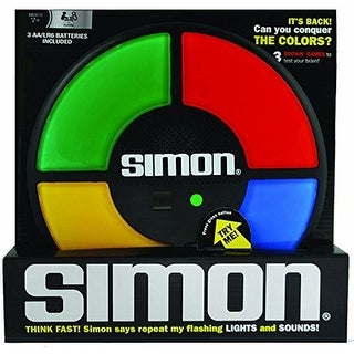 Simon The Electronic Memory Retro Game