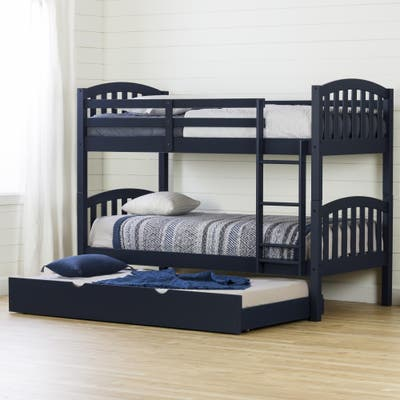 South Shore Asten Bunk Beds with Trundle