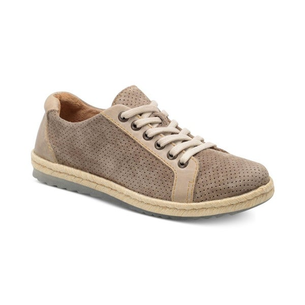 Born Womens Luanda Low Top Lace Up Fashion Sneakers
