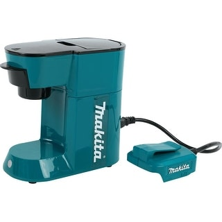 Makita 18V LXT® Lithium-Ion Cordless Coffee Maker, Tool Only