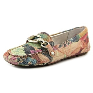 Anne Klein Yetta Round Toe Synthetic Loafer