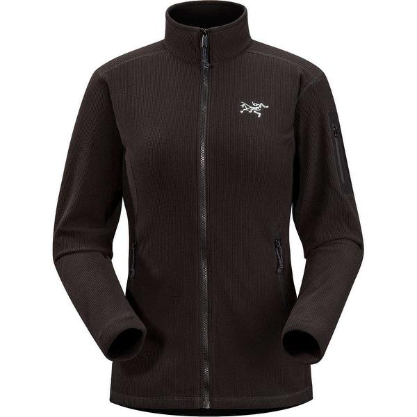 Shop Arc Teryx Delta Lt Women S Jacket Full Zip Mid