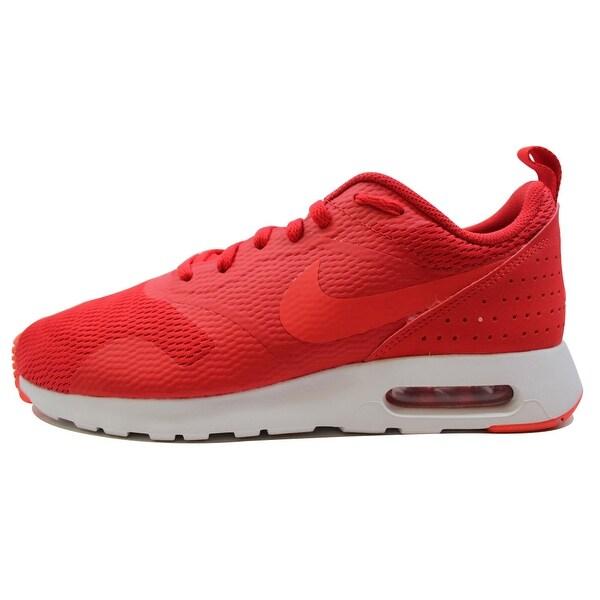 Nike Men's Air Max Tavas University Red/Light Crimson-White 705149-602