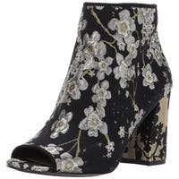 Nine West Women's Haywood Fabric Ankle Boot