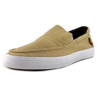 Vans Mens Bali SF Hemp Low Top Slip On Fashion Sneaker