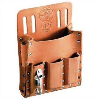 Klein Tools 409-5127 6-Pocket Tool Pouch