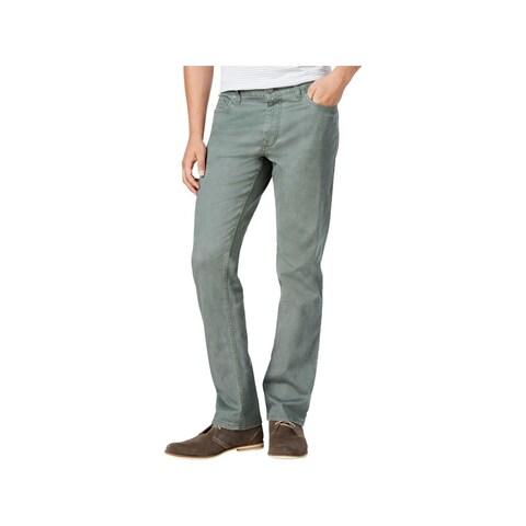 Calvin Klein Jeans Mens Jeans Dark Wash Classic