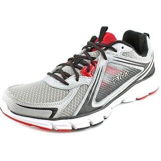 Fila Threshold 2 Men Round Toe Synthetic Gray Running Shoe