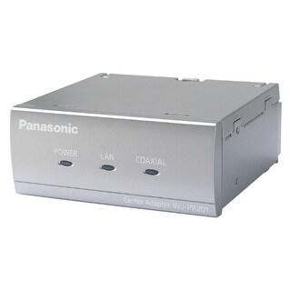 Panasonic WJ-PR201 Coaxial - LAN Converter (1-CH receiver module)