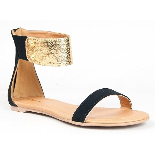 Qupid Women Lana-304 Sandals