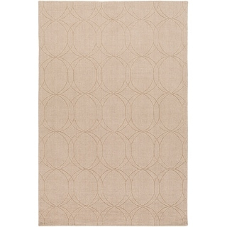 Carson Carrington Lovisa Hand Loomed Wool Area Rug