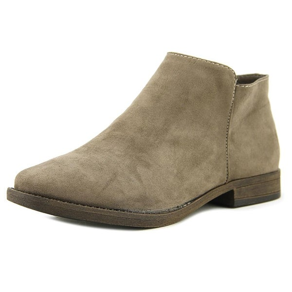 Bamboo Primetime-13 Taupe Boots