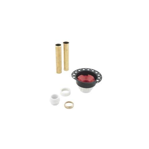 "Monogram Brass MB651PVC 1-1/2"" PVC Tub Drain Rough-In Kit - - Black"