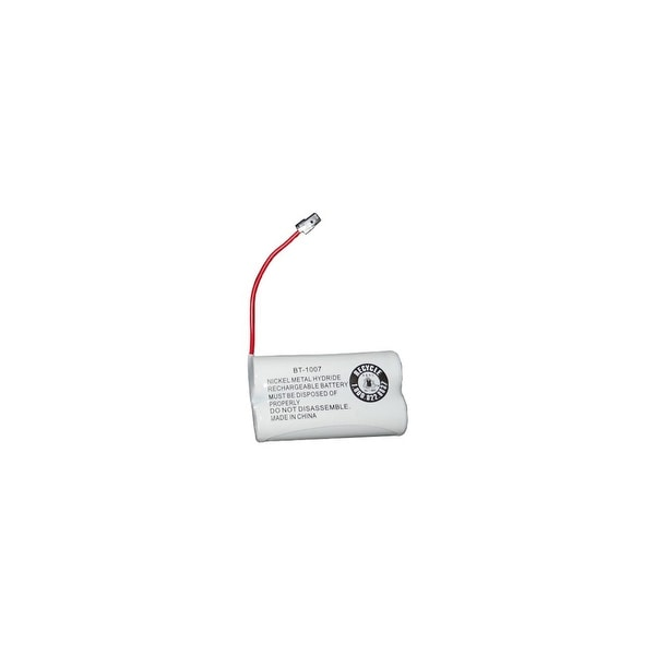 Replacement Battery For Uniden DECT1480-5 Cordless Phones - BT1007 (600mAh, 2.4V, Ni-MH)