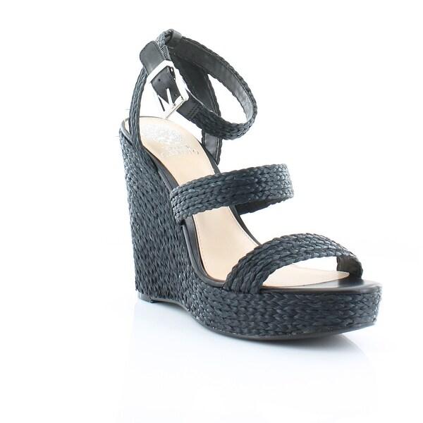 Vince Camuto Melisha Women's Sandals & Flip Flops Black