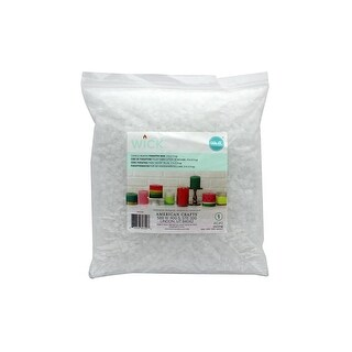 We R Memory Wick Candle Paraffin Wax 3lb