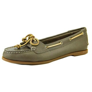 Sperry Top Sider Audrey Moc Toe Leather Boat Shoe