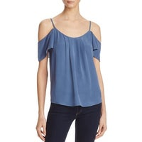 1b3afb7935d4a4 Shop Joie Womens ADORLEE Pullover Top Silk Sleeveless - Free ...