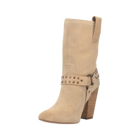 Dingo Fashion Boots Womens Dancin Queen Leather Studded Harness