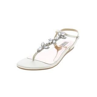 04ace209d4cad Buy Badgley Mischka Women s Sandals Sale Online at Overstock