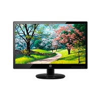 "Refurbished - HP 21KD 20.7"" Monitor LED backlight 200 nits 1920x1080 VGA and DVI-D ports"