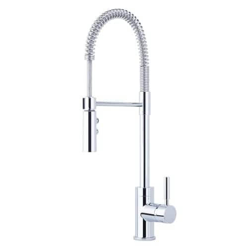 Miseno MK6557 Commercial Style Pre-Rinse Kitchen Faucet - Includes ...