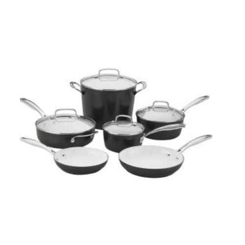 """Cuisinart Cokkware Elements Pro Induction Cookware"""