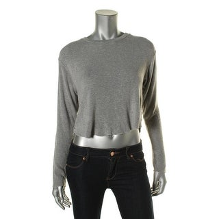 Brandy Melville Womens Long Sleeves knit Pullover Top - o/s