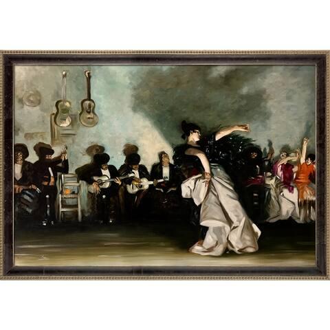 John Singer Sargent 'El Jaleo' Hand Painted Oil Reproduction