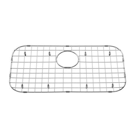 "American Standard 8459.3018 Portsmouth 25-7/16"" x 13-7/16"" Bottom Grid Sink Rack - STAINLESS STEEL - N/A"