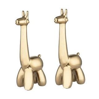 Dimond Home 167-003/S2 Gold Giraffe Sculpture - Set of 2