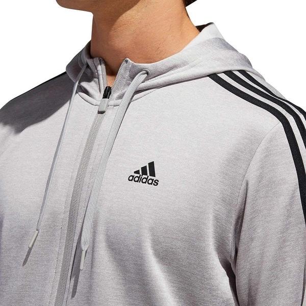 adidas fleece full zip