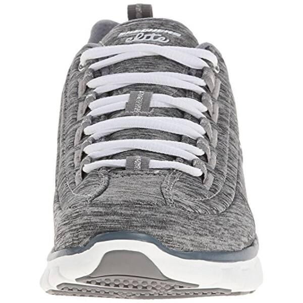 d8e299cbec5a Shop Skechers Sport Women's Synergy Spot On Wide Fashion Sneaker ...