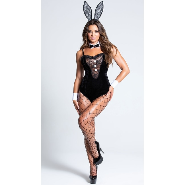 Music Legs Womens Long Tail Sheer Mini with Front Cut Out