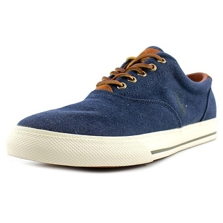 Polo Ralph Lauren Vaughn Youth Round Toe Canvas Fashion Sneakers