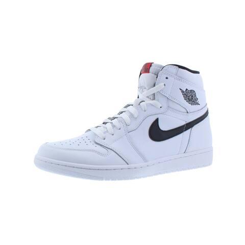Nike Mens Air Jordan 1 Retro High OG Basketball Shoes High-Top Retro
