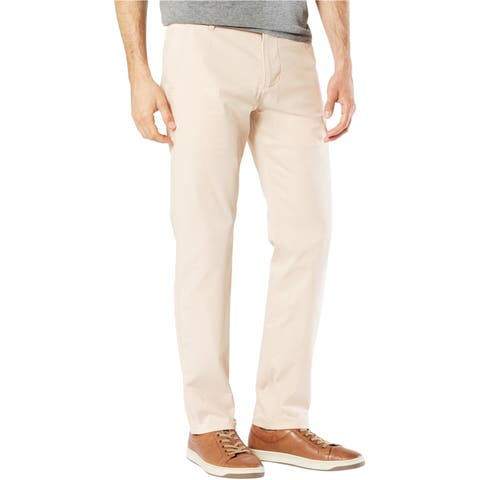 Dockers Mens Alpha Tapered Casual Trousers
