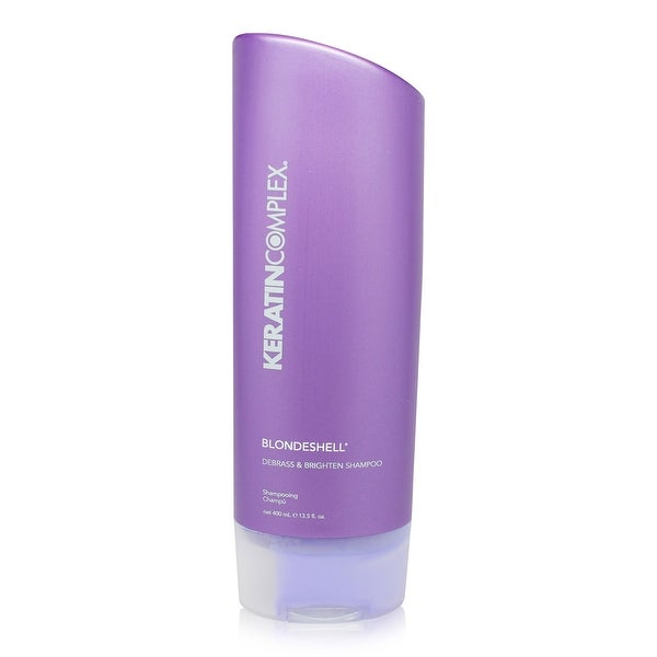 Keratin Complex - Blondeshell Debrass & Brighten Shampoo 13.5 Oz