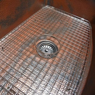Link to 28x15.25 Sink Bottom Grid Similar Items in Sinks