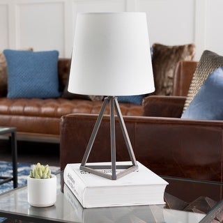 Link to Kelleigh Bronze Farmhouse Tripod Table Lamp Similar Items in Table Lamps