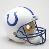 Indianapolis Colts 1995-2003 Throwback Riddell Deluxe Replica Helmet
