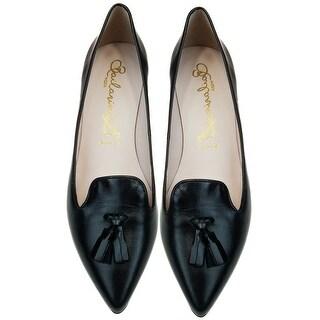Bailarinas SUSAN NER Black Classic Kitten Heel Pump