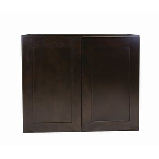 "Design House 562355 Brookings 36"" Double Door Wall Cabinet"