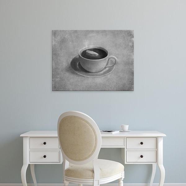 Easy Art Prints Terry Fan's 'Whale In A Teacup' Premium Canvas Art