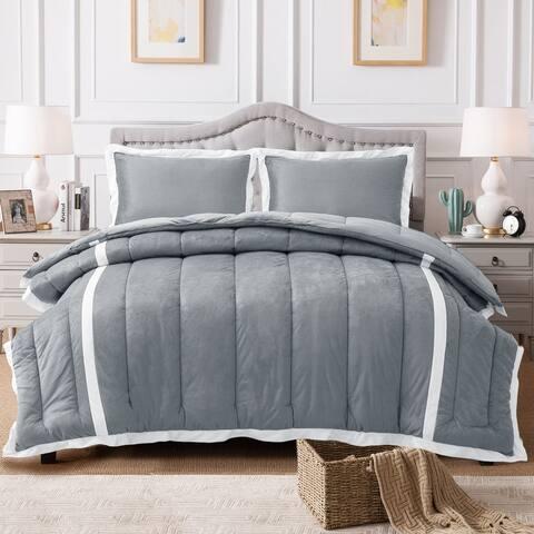 Kasentex Down Alternative Comforter Set