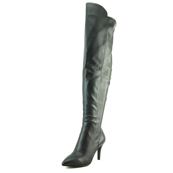Charles By Charles David Vinn Women Synthetic Black Over the Knee Boot