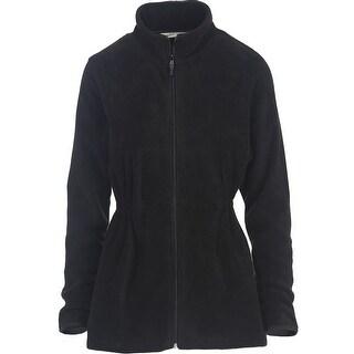 Woolrich Andes Fleece Long Jacket, Womens