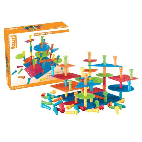 Lauri tall stacker building set 2450