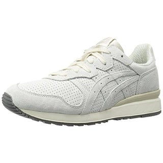 Onitsuka Tiger Mens Fashion Sneakers Suede Athletic - 10 medium (d)